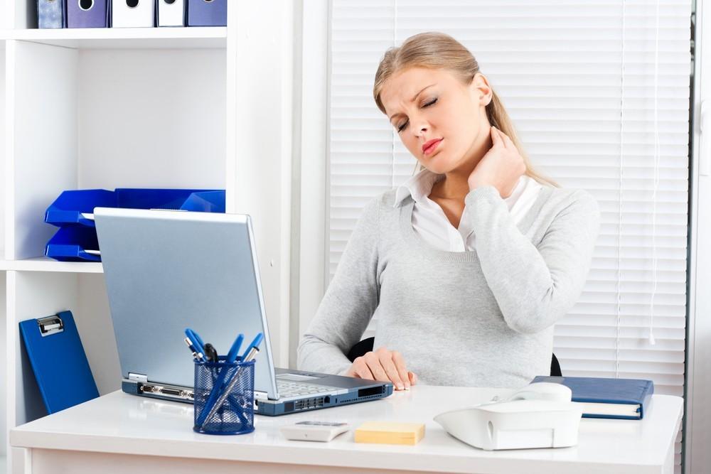Neck pain image