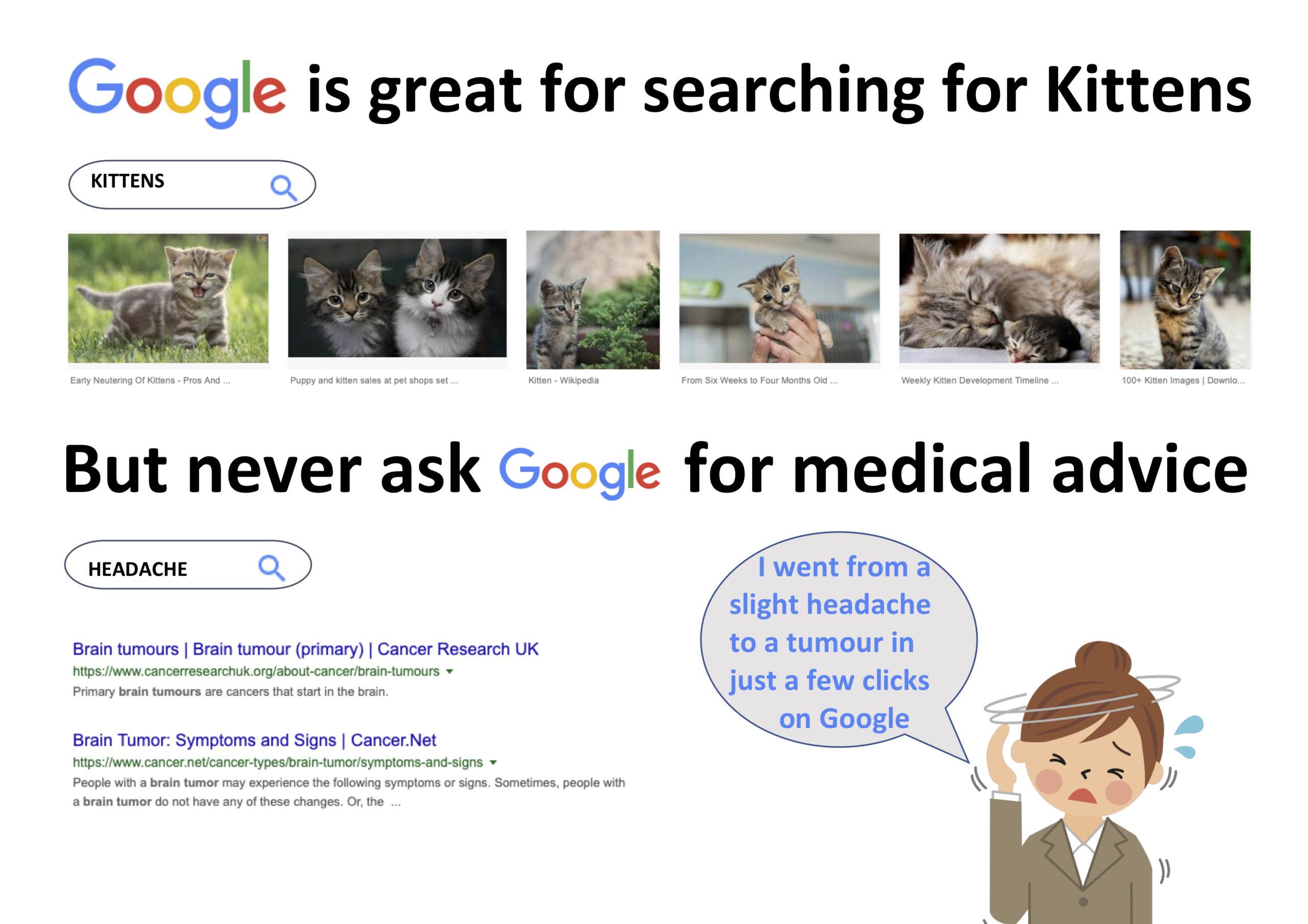 Don't Google Your Symptoms