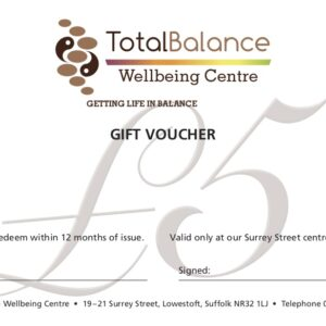 Total Balance Vouchers