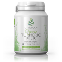 Turmeric Plus (Organic) 60 Tablets