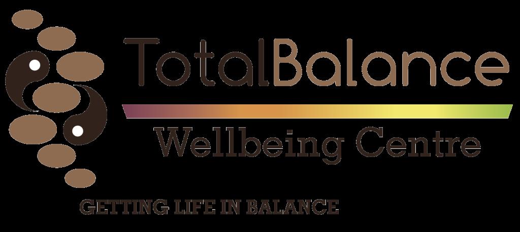 Total Balance Logo T